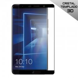Protector Pantalla Cristal Templado Huawei Mate 10 (FULL 3D Negro)