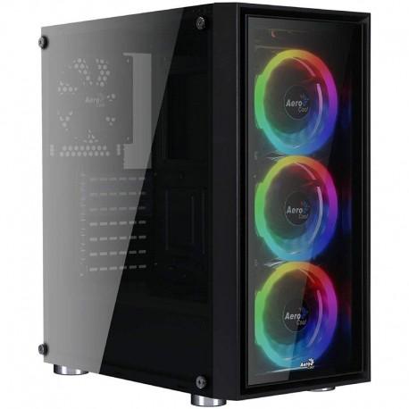 Ordenador Gaming Midi Tower Quartz Revo (i7-9700K-16-SSD500+1TB-VGA)