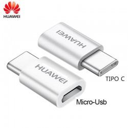Adaptador Conector Original Huawei Micro-usb a Tipo C (Bulk)