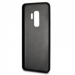Carcasa Samsung G965 Galaxy S9 Plus Licencia BMW Piel Negro