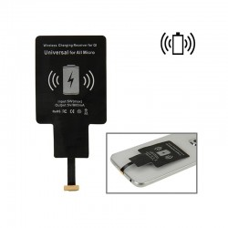 Dock Adaptador Micro Usb Universal Cargador Inalámbrico Qi