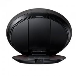 Dock Base Cargador Inalámbrico Qi Samsung Original (Carga Rápida) Negro (Blister)