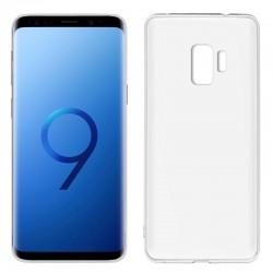 Funda Silicona Samsung G960 Galaxy S9 (Transparente)